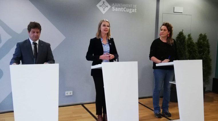 L'equip de govern de Sant Cugat destina 16 milions d'euros a habitatge al Pla de Govern 2019-2023