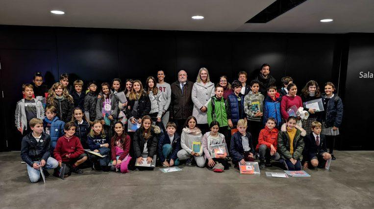 L'alcaldessa Mireia Ingla encarrega al Consell d'Infants 2019-2020 actuacions contra l'emergència climàtica