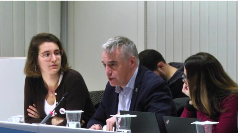 El Ple de Novembre elimina el càrrec de Director de Seguretat i Via pública