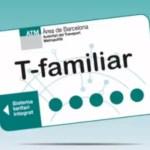 L'ATM atén les crítiques i crea la T-Familiar, un nou títol multipersonal