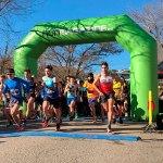 Gairebé 400 atletes a la 4a edició de la Milla Solidària de Valldoreix