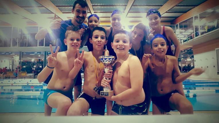 Gairebé 300 nedadors participaran en el Campionat de Natació Escolar 2020