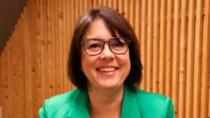 Diana Riba, eurodiputada