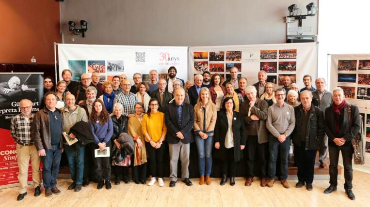 L'Orquestra Simfònica Sant Cugat presenta els actes del 30è aniversari