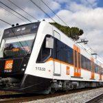 FGC adapta el servei de trens pel cap de setmana i circularan 2 trens cada hora