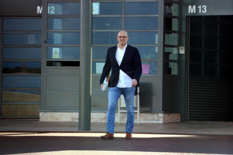 Raül Romeva reclama al TC que li suspengui la pena de presó per la pandèmia del coronavirus