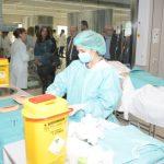 Més de 100 professionals sanitaris de Sant Cugat de baixa per coronavirus