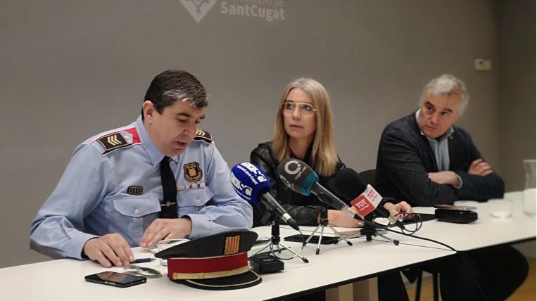 Els robatoris a Sant Cugat es redueixen un 30%