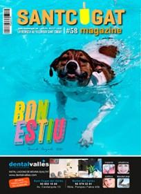 Sant Cugat Magazine Portada 58