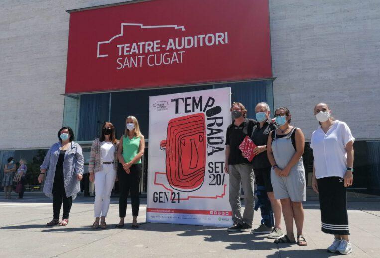 El Teatre-Auditori reprèn la seva activitat amb restriccions
