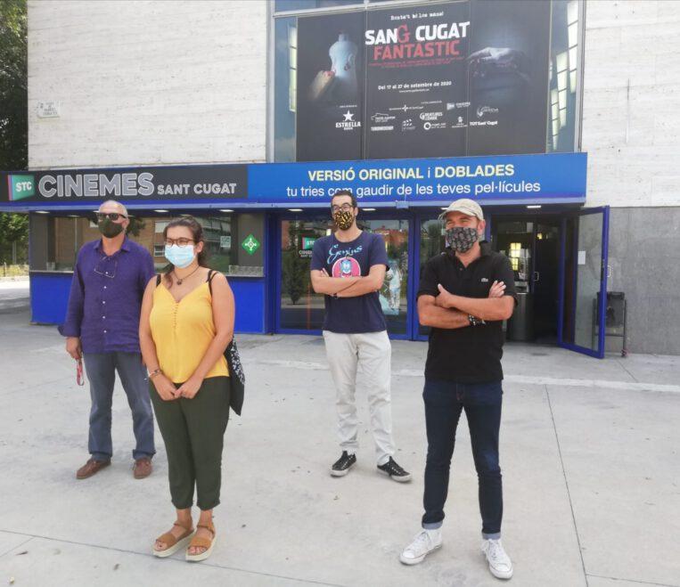 Sant Cugat acaba l'any amb 6 festivals i cicles de cinema