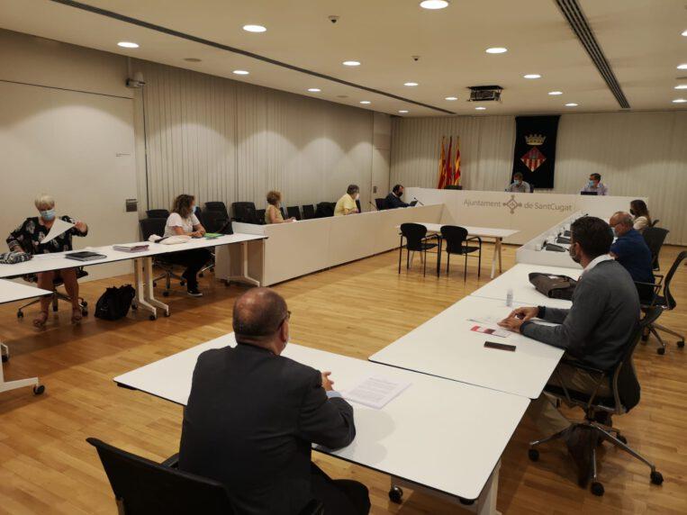 El polèmic Tribut Metropolità es debat a la Taula de Diàleg