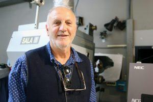 Víctor Lafuente, soci gestor dels Cinemes Sant Cugat