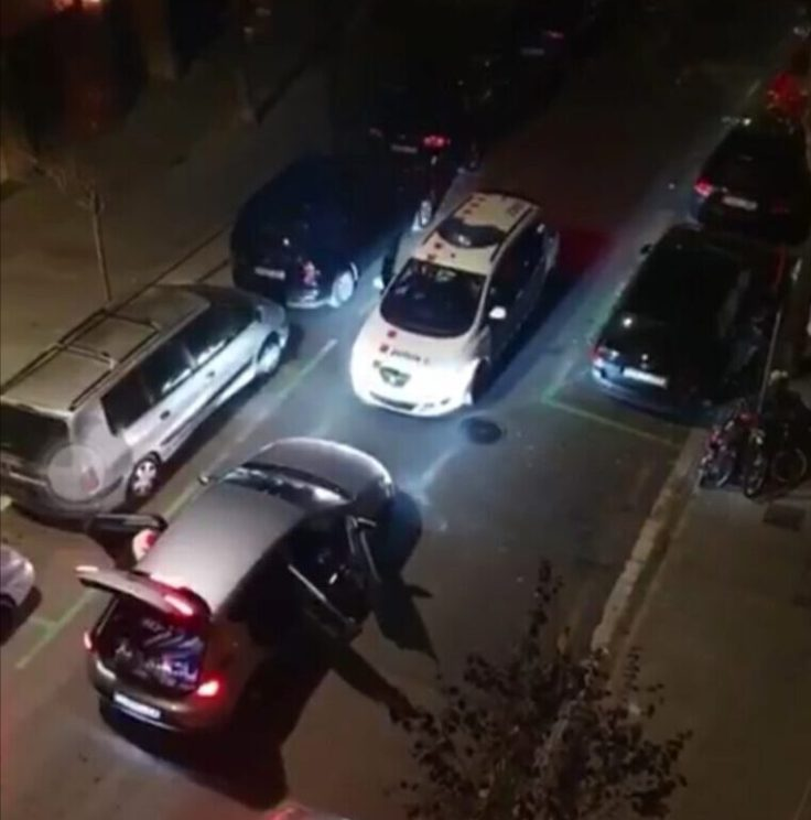 Un tret no aconsegueix detenir els lladres de l'Estanc Torreblanca