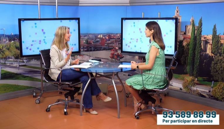 Torna el Línia Directa amb l'Alcaldessa a Televisió Sant Cugat