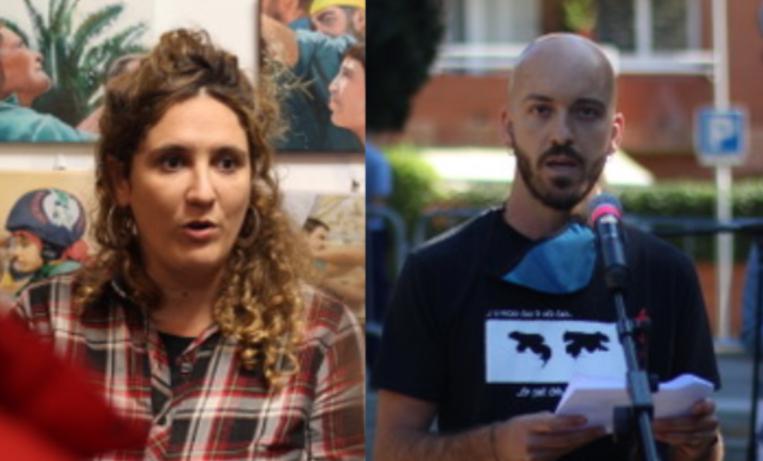 Núria Gibert i Iñaki Uriz aniran a la llista de la CUP a les eleccions del 14-F