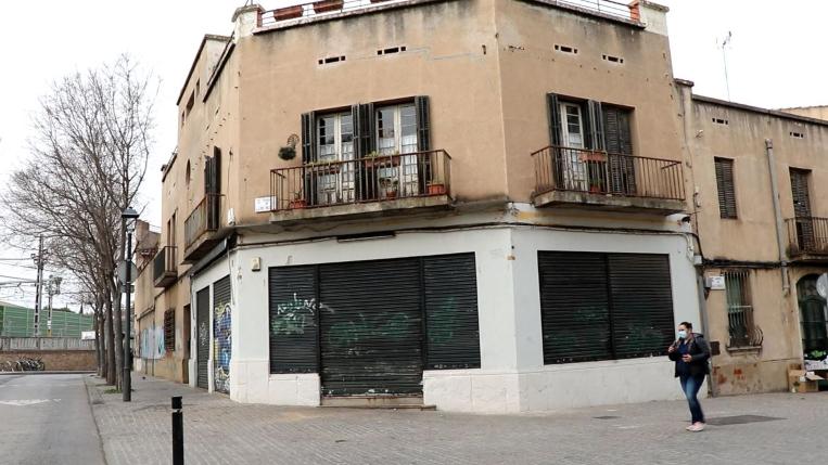 L'històric Bar Catalunya tanca les seves portes