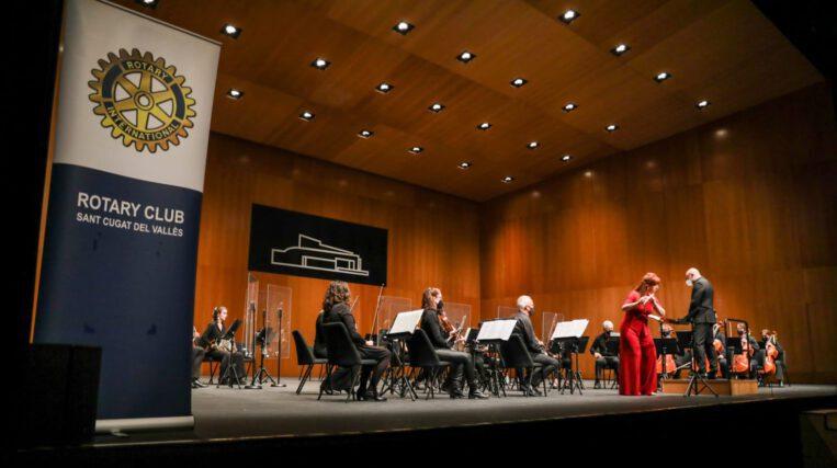 """Més de 6.000 euros recaptats en el concert """"Música per a la solidaritat"""""""