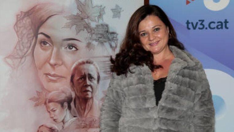 L'actriu santcugatenca Sònia Guimerà és una de les protagonistes de 'Terra de Telers'
