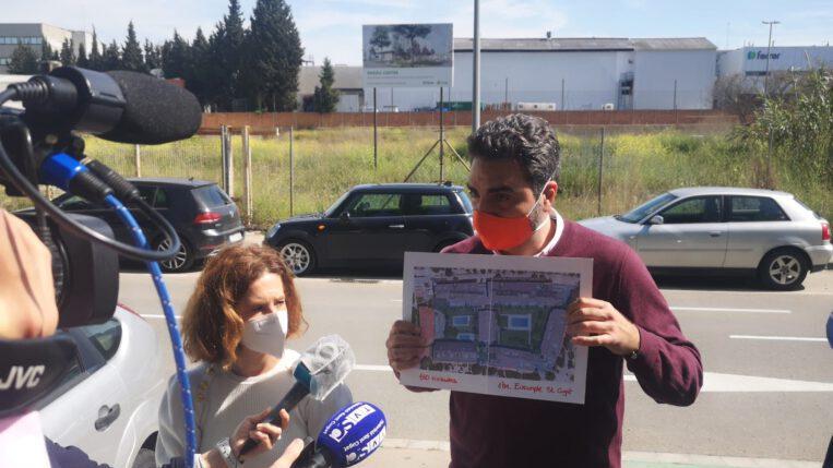 Ciutadans demanarà al ple paralitzar el projecte de Ragull Centre