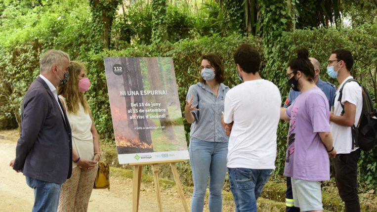 Alerten d'un possible augment d'incendis forestals per l'augment de les temperatures dels darrers anys