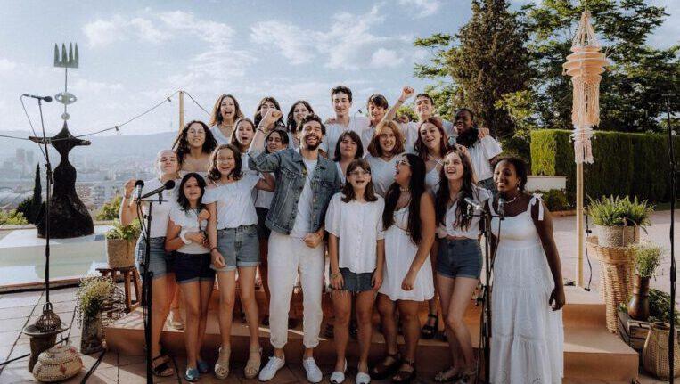 El Cor Infantil Sant Cugat col·labora en el nou tema d'Álvaro Soler, 'En Tu Piel'