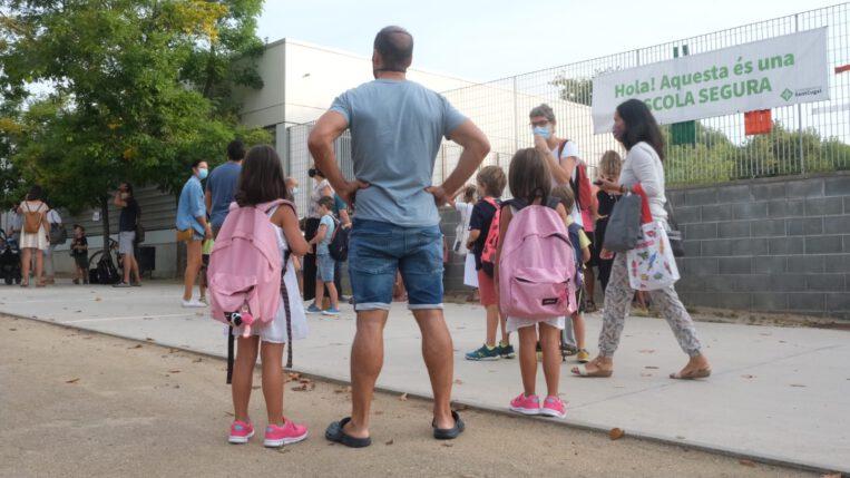 El curs escolar comença a Sant Cugat amb un 0,46% més d'alumnes i mantenint l'aposta de les famílies pels centres públics