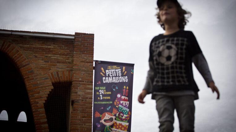 El festival familiar Petits Camaleons celebra la seva desena edició