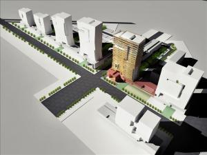 CT2B Mixed Use High Rise Development - Hanoi Vietnam