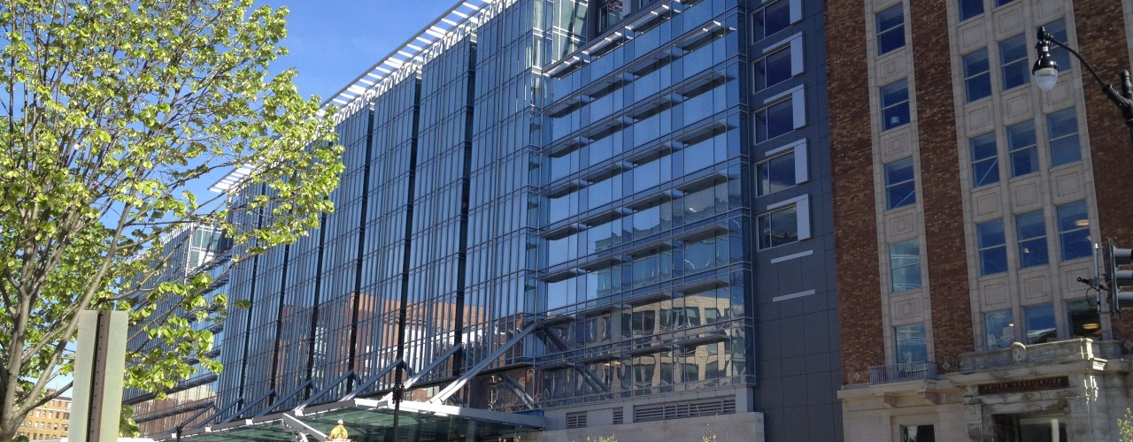 Marriott Marquis Washington D.C. nears completion