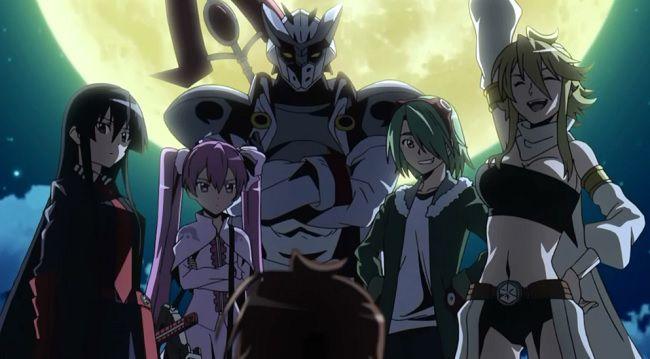 Akame ga Kill! Season 2