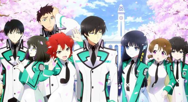 The Irregular at Magic High School Season 2