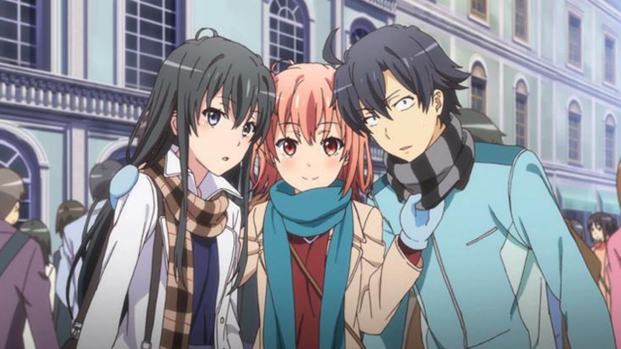 "My Teen Romantic Comedy SNAFU"" OreGairu Season 3: April 2020 Release"