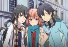 my teen romantic comedy snafu oregairu Season 3