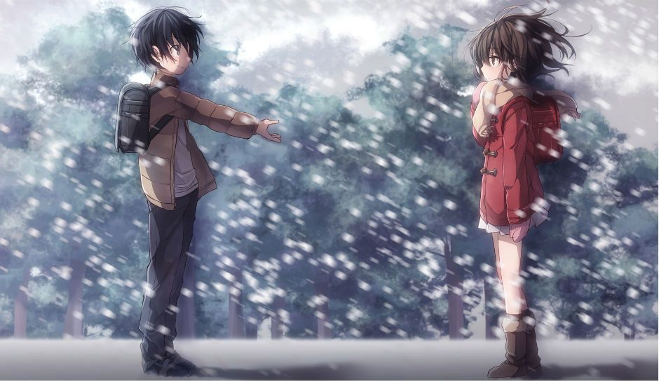 Boku Dake Ga Inai Machi Also Known As Erased Is A Japanese Anime Based On The Light Novel Series Of Same Name Written And Illustrated By Kei Sanbe