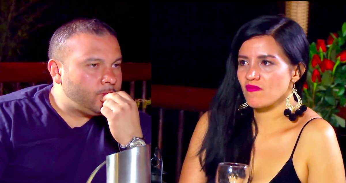 90 Day Fiance: Ximena Doesn't Pay Heed To Ricky's Instagram Apology