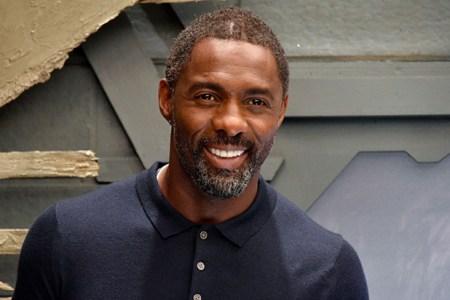 Idris Elba-Suicide Squad 2
