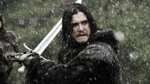 Jon Snow- Game of Thrones Season 8