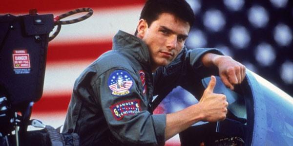 Tom Cruise-Top Gun 2