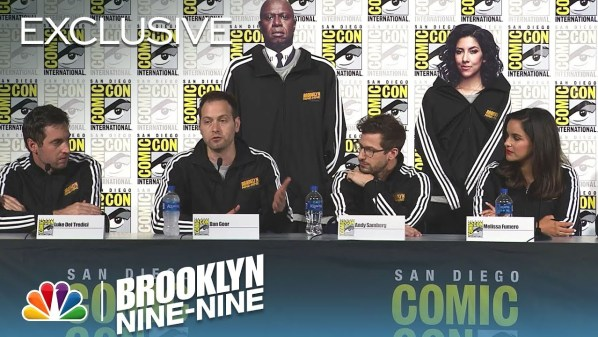 Brooklyn Nine-Nine Season 7 - Comic Con