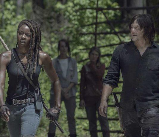 The WALKING DEAD Season 10A