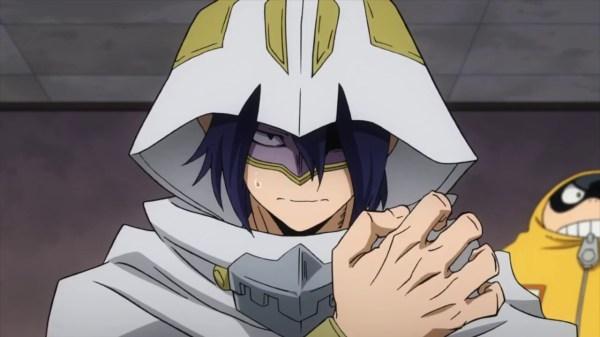 My Hero Academia Season 4 Episode 8
