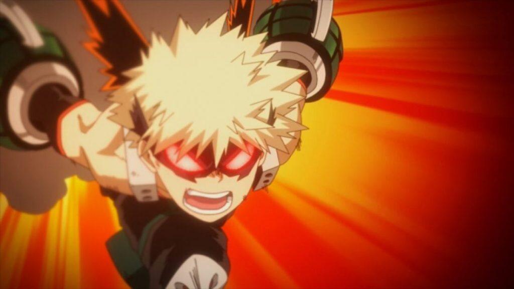 My Hero Academia Se ason 5 Episode 3