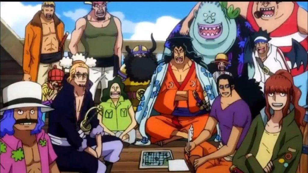 """Épisode 969 de One Piece """"class ="""" wp-image-105415 """"data-recalc-dims ="""" 1 """"/>      <h3> <strong> Épisode 969 de One Piece: Aperçu et détails de l'intrigue! </strong> </h3> <p> Le prochain épisode de cet anime légendaire marquera le début d'une nouvelle ère. Le roi des pirates, Gol D Roger, a pu trouver One Piece, et maintenant ses aventures sont terminées. Oden fera également ses adieux à Roger et retournera dans son pays natal. D'un autre côté, Roger se séparera également de son équipage. </p> <p> Dans l'épisode 969 de One Piece, Oden découvrira que Kaido et Orochi ont pris le contrôle de Wano. Les choses ne vont pas très bien pour les citoyens. Les fourreaux décriront ces événements à Oden Kozuki. Il est probable qu'il défiera bientôt Orochi et Kaido pour une bataille afin qu'ils quittent le pays de Wano. Parallèlement à tout cela, les fans peuvent également s'attendre à voir quelques surprises supplémentaires. </p> <h3> <strong> Récapitulatif de l'épisode précédent! </strong> </h3> <p> Dans le 968e épisode de OP, les téléspectateurs ont vu Oden et Gol D Roger terminer leur mission pour trouver le One Piece. Oden a mis les voiles avec l'équipage de Roger, et Kinemon et d'autres ne peuvent pas accepter qu'il repart. Il s'est rendu compte que quelque chose à propos du Pays de Wano a été déplacé. Mais il ne pouvait pas faire demi-tour maintenant. Oden comprend qu'il ne mettra jamais les voiles s'il lui ressemble car il adore tout le monde dans sa patrie. Plus tard, Orochi a rencontré la vieille sorcière qui peut les voir demain. Il explique qu'Oden a une femme et deux enfants. La vieille sorcière montre que les enfants d'Oden ont peur d'Orochi même s'il n'est pas là. </p> <p><img width="""
