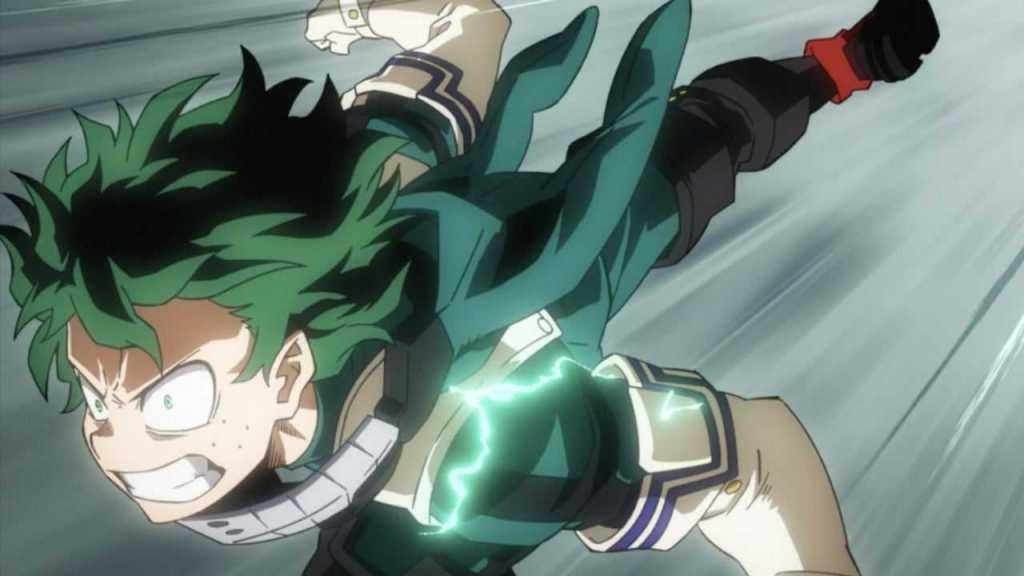 """My Hero Academia Saison 5, épisode 10 """"class ="""" wp-image-117418 """"data-recalc-dims ="""" 1 """"/>      <h2> <strong> My Hero Academia Saison 5 Episode 10: Aperçu et détails de l'intrigue! </strong> </h2> <p> La bataille la plus attendue et la plus compétitive de l'arc d'entraînement interarmées est enfin arrivée. Deku, Ochako Uraraka, Minoru Minat et Mina Ashido représenteront la classe A. Ils affronteront Hitoshi Shinsou, Neito Monoma, Reiko Yanagi, Yui Kodai et Nirengeki Shouda de la classe B.En outre, la technique de Monoma pour copier la technique de lavage de cerveau de Quirk et Shinso sera l'arme principale de la classe B dans le combat. </p> <p> My Here Academia Saison 5 Episode 10 mettra en vedette Izuku en train de développer un nouveau Quirk. L'aperçu laisse également entendre que quelque chose d'étrange se produira dans son corps au milieu du combat. Shinso va probablement laver le cerveau de Deku et le mettre dans un état inconscient. Maintenant, il sera intéressant de voir s'il sera capable de vaincre des ennemis comme Shinso avec sa nouvelle technique ou non. </p> <h2> <strong> Récapitulatif de l'épisode précédent! </strong> </h2> <p> Dans le neuvième épisode de la cinquième saison de MHA, les téléspectateurs ont vu la victoire dominante de la Classe A. Katsuki Bakugou a mené son équipe à la victoire et a nettoyé les adversaires en seulement quatre minutes. L'équipe de classe A suit la stratégie risquée de Bakugou. Après avoir donné à l'équipe un plan avec sauvegarde, Bakugou remporte à lui seul une victoire pour son équipe. Après la fin de ce match, il a dit à Deku qu'il le laissait derrière. Pendant ce temps, la classe B a élaboré des stratégies pour son dernier match. Shinso a dit à tout le monde qu'ils devraient d'abord cibler et détruire Izuku afin de pouvoir vaincre les autres facilement. </p> <p><img width="""