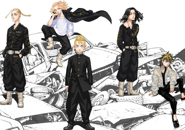 Tokyo Revengers Episode 7