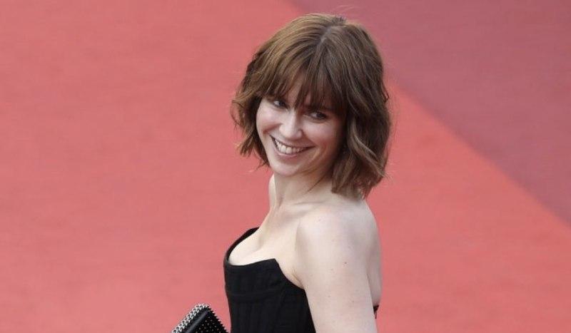 Marie-Josee Croze è nel cast della serie tv Mirage, qui allo screening di Based On A True Story Credits Getty Images e Neilson Barnard