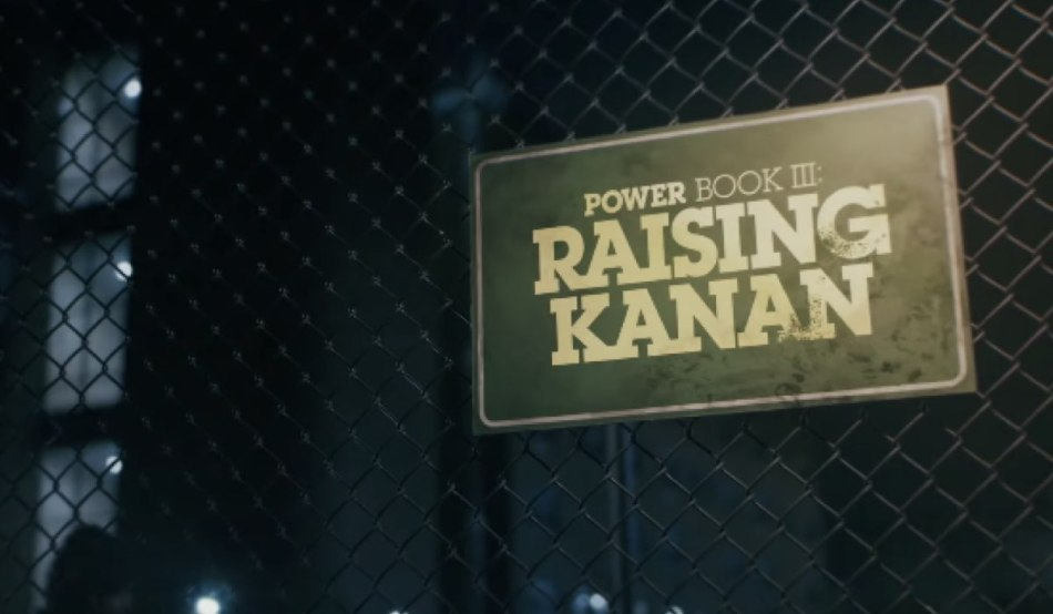 Power Book 3 Raising Kanan nel teaser trailer. Credits Starz