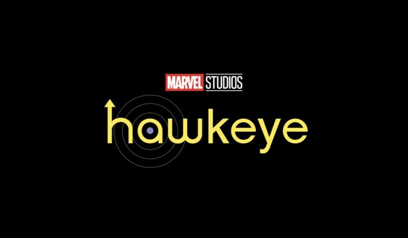 Title Card di Hawkeye. Credits: Marvel Studios/Disney Plus.