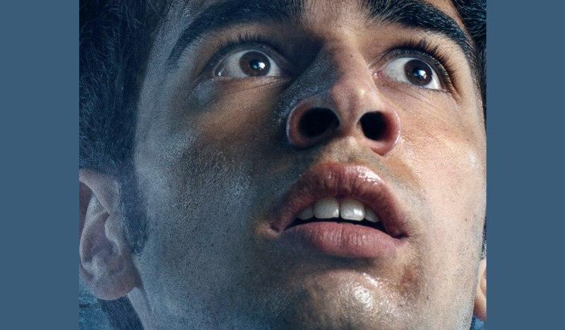 Daniel Arias Interpreta Eric in El Internado: Las Cumbres. Credits: Amazon Prime Video